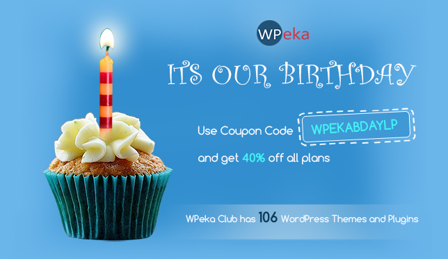 WPEka Club-Premium WordPress Products