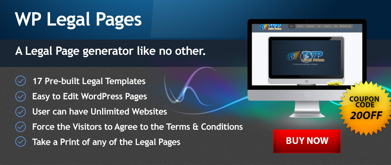 Wpeka-legal-pages