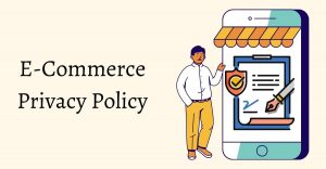 Ecommerce Privacy policy