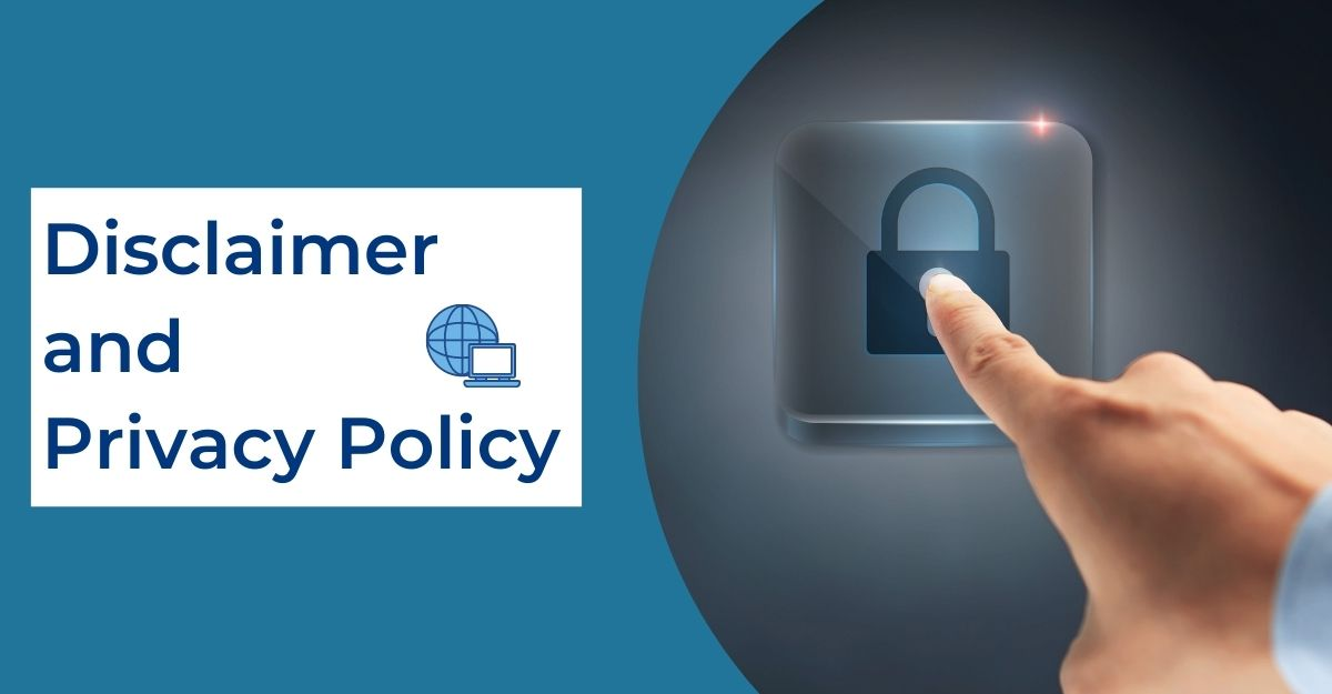 Difference Between Disclaimer And Privacy Policy & How To Create Them