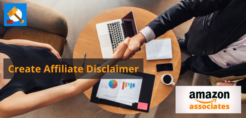 How To Create Amazon Affiliate Disclaimers On Website?
