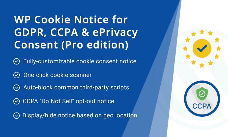 California Consumer Privacy Act: Become CCPA compliant today