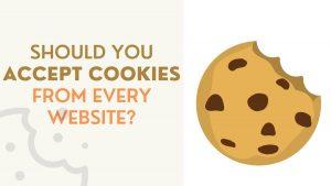 Should i accept cookies