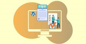 WordPress terms and conditions generator
