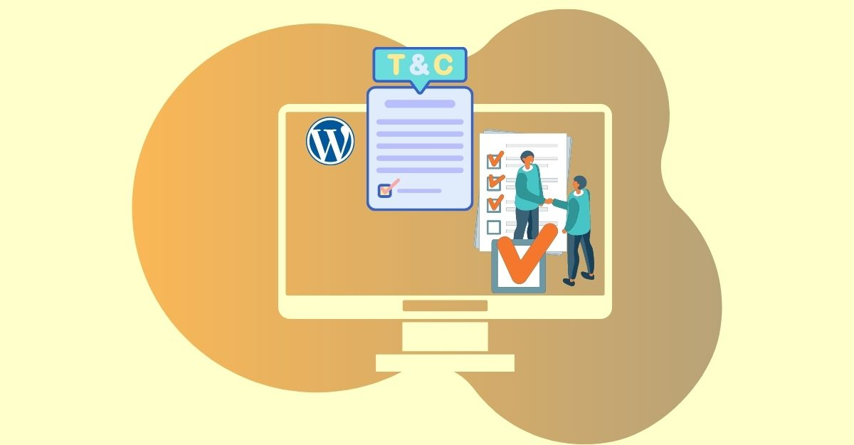 How To Add A Terms And Conditions Page To Your WordPress Site